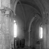Le bras et la chapelle nord du transept (1997)