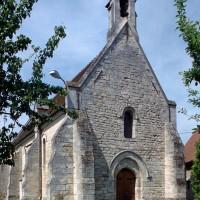 La chapelle vue du nord-ouest (2000)