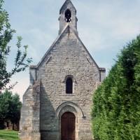 La chapelle vue de l'ouest (2000)