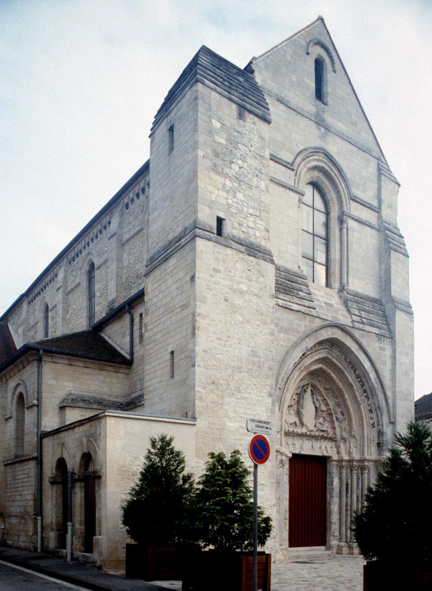 Compiègne, Prieuré Saint-Pierre Des Minimes