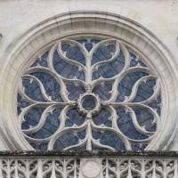 La rose de la façade ouest (2019)