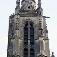 Vue partielle de la tour depuis l'ouest (2019)