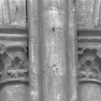 Chapiteaux d'une pile de la nef (1997)
