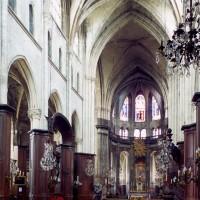 L'intérieur vu vers le nord-est (1997)