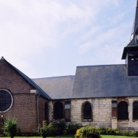 L'église vue du nord (2003)