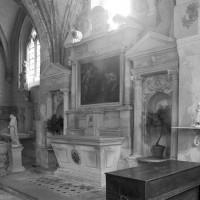 L'autel-retable du choeur (2000)