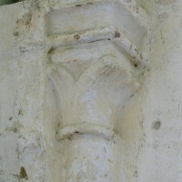 Chapiteau à l'angle nord-est du choeur (2008)