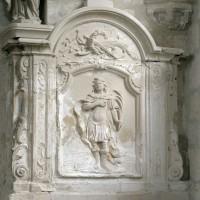 Retable d'autel dans la nef (2008)