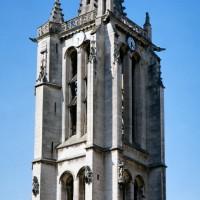 Le clocher vu du sud
