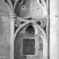 Piscine liturgique dans le choeur (1995)