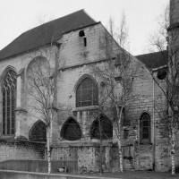 Vue partielle de l'église depuis le nord-ouest (1994)
