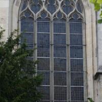 Fenêtre de la chapelle nord (2015)