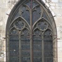 Fenêtre de la chapelle sud (2015)