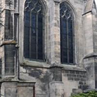 Fenêtres de la chapelle nord (2015)