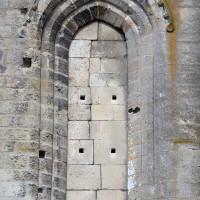 Fenêtre au second étage de la tour nord (2016)