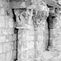Le mur ouest de la crypte (1994)