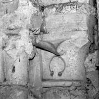 Chapiteaux de l'arcade du 12ème siècle (1996)