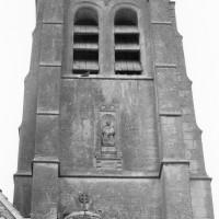 Le clocher vu du nord (1996)