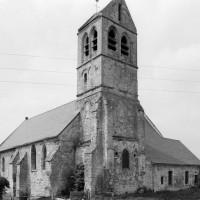 L'église vue du sud-est (1979)