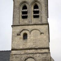Le clocher vu du sud (2016)