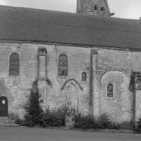 L'église vue du sud (1994)