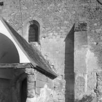 Vue partielle de la façade (1994)