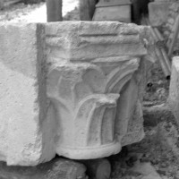 Chapiteau du début du 13ème siècle (1994)