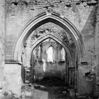 L'intérieur vu vers l'est (1979)