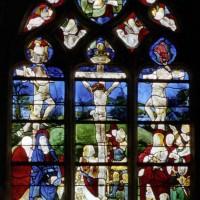 Vitrail de la Crucifixion (2008)