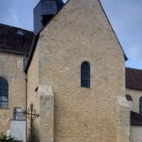 Le bras sud du transept (2016)