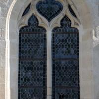 La fenêtre sud de la seconde chapelle sud (2016)