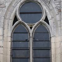 La fenêtre nord de la dernière travée du choeur (2016)