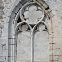 La fenêtre du mur est du choeur (2016)