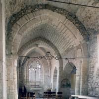 L'intérieur vu vers le sud-est (1994)