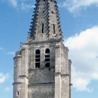 L'église vue de l'ouest (1994)