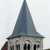 Le clocher vu du nord-ouest (2003)