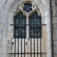 Fenêtre est de la chapelle sud (2016)