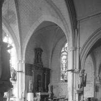 Vue partielle du transept vers le sud-est (1997)