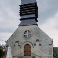 La façade ouest (2006)