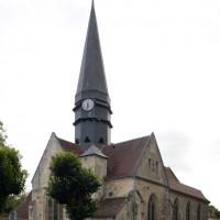 L'église vue du nord-est (2019)