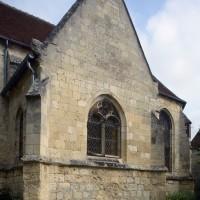 La chapelle sud vue du sud-ouest (2016)