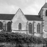 L'église vue du nord (1997)