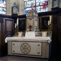 Le maître-autel (2016)