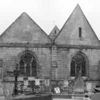 Le chevet de l'église (1997)