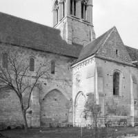 L'église vue du sud-ouest (1979)