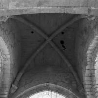La voûte de la croisée du transept (1995)