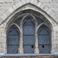 Fenêtre haute de la nef (2015)