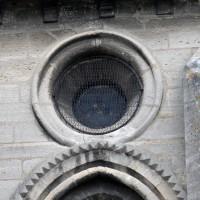 Oculus d'une fenêtre du choeur (2015)