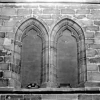 Etage intermédiaire - fausse-tribune - de la nef (1997)