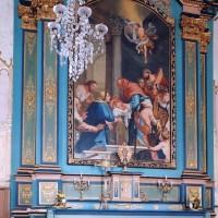 L'autel retable (2004)